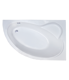 Акриловая ванна ALPINE RB819103 140x95x58R