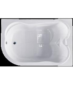 Акриловая ванна NORWAY RB331100 c каркасом 180x120x66 R
