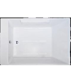 Акриловая ванна TRIUMPH RB665100 180х120х65 с каркасом