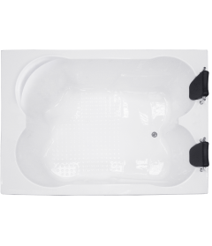 Акриловая ванна HARDON RB083100 с каркасом 200x150x75