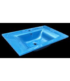 Умывальник 750х460 (голубой) GREECE,