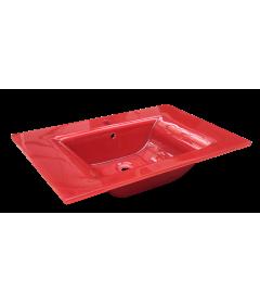 Умывальник 750х460 (красный) GREECE